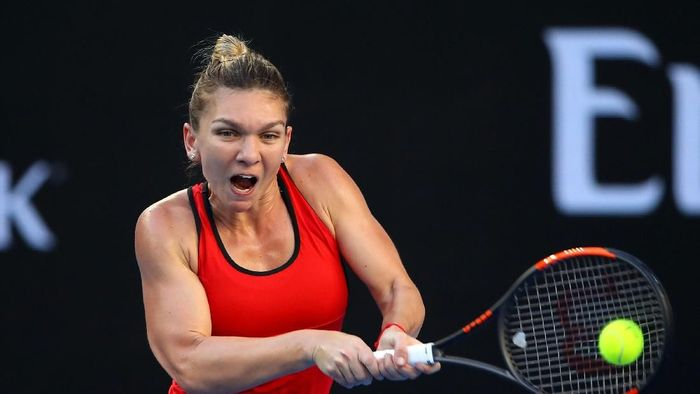 Petenis Rumania Simona Halep (Quinn Rooney/Getty Images)