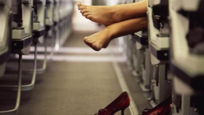 Ilustrasi kaki. Foto: (Getty Images)