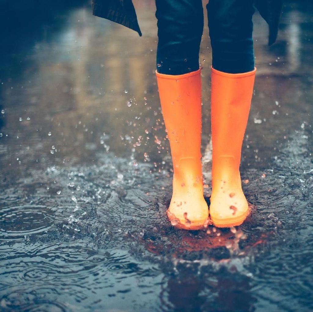 Jaksel Diguyur Hujan, Ini Perkiraan Cuaca DKI Jakarta Hari Ini