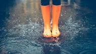 BMKG Prediksi Jaksel dan Jaktim Akan Hujan Disertai Petir Siang Ini