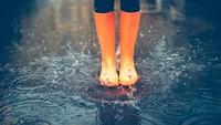 BMKG Keluarkan Peringatan Dini Hujan di Jabodetabek Hingga Pukul 04.00