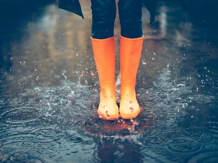 Waspadai penyakit yang sering muncul saat banjir dan musim hujan/Foto: Thinkstock