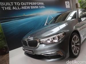 Orang RI Naik Kelas Bikin BMW Banyak Bawa Mobil Baru Ke Indonesia