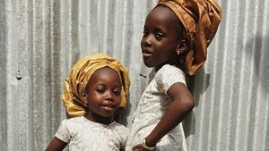 Wah, Kece Banget Gaya Bocah-bocah Nigeria Ini