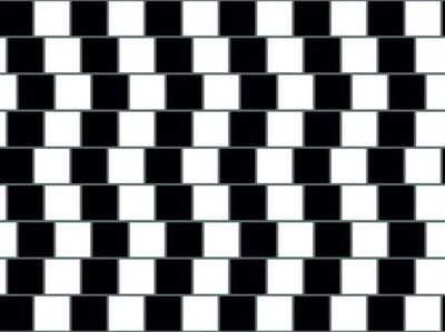Kumpulan Ilusi Optik yang Bikin Kamu Melongo, Kok Bisa Ya?