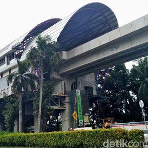 Serba-serbi LRT Palembang yang Dibilang Prabowo Kemahalan