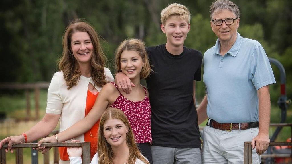 Sst... Bill Gates Rupanya Ditolak Melinda Saat Awal PDKT