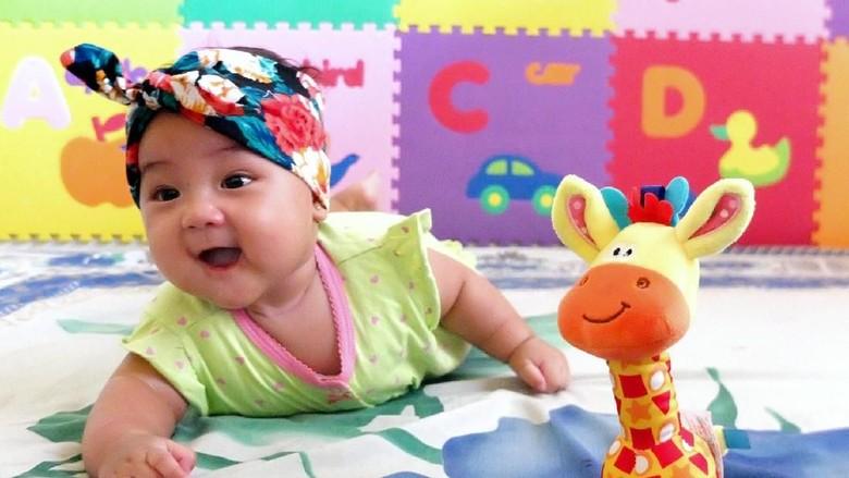 20 Ide Nama Bayi Perempuan yang Memiliki Arti Kuat/ Foto: Dani Irawan