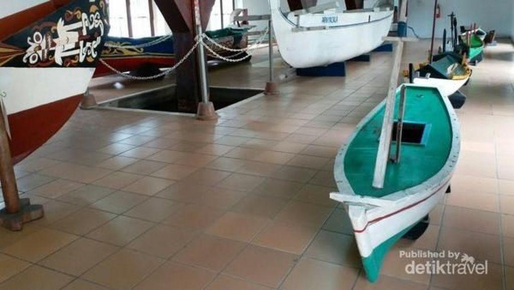 Kenangan Museum Bahari dalam Foto