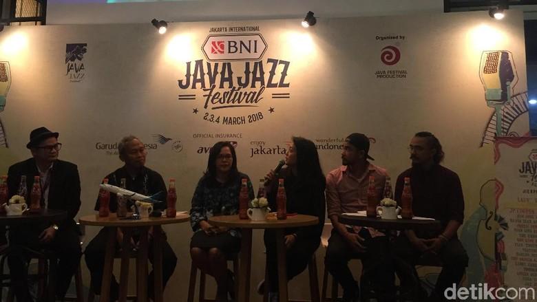 Hore! Special Show Kembali Hadir di Java Jazz 2018. Foto: Saras/ detikHOT