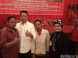 TB Hasanuddin Klaim Punya Kekuatan 15 Daerah di Jabar