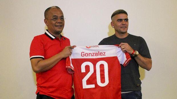 Polemik Kepindahan Gonzales dari Madura United ke PSS Sleman