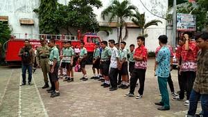 Dua Kali Razia, 51 Pelajar Bolos di Blitar Terciduk