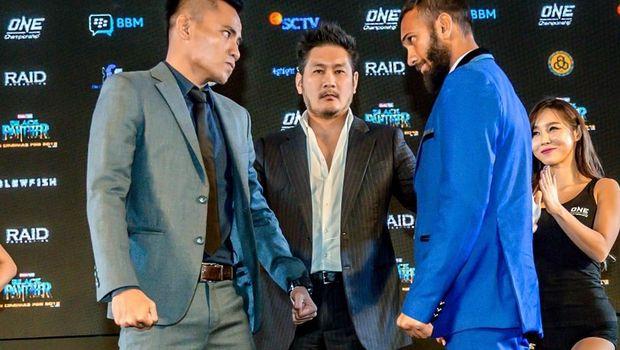 Antuasiasme Tinggi Sambut ONE Championship Jakarta Weekend Ini