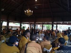 Daryatmo Jadi Ketum, Hanura Ambhara Sambangi Kediaman Wiranto