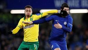Pedro dan Morata Dikartu Merah, Chelsea Kalahkan Norwich Lewat Adu Penalti