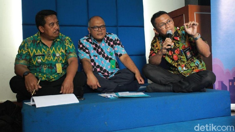 146 Kelurahan di Kota Bandung Masih Buang Air Besar Sembarangan