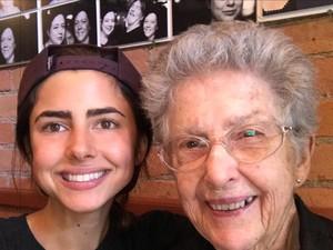 Nenek yang Hits Banget, Jadi Vegan Jelang Ulang Tahun ke-96