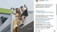 Ngajak selfie Cinta Laura, Syahril juga mampu. Selain Agan, Citra, atau Syahril, ada juga editor bernama Indra Hakim yang nggak kalah jago dari mereka.Foto: Instagram/syahrilramadan