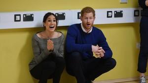 10 Hal Terlarang untuk Meghan Markle Setelah Resmi Jadi Istri Pangeran Harry