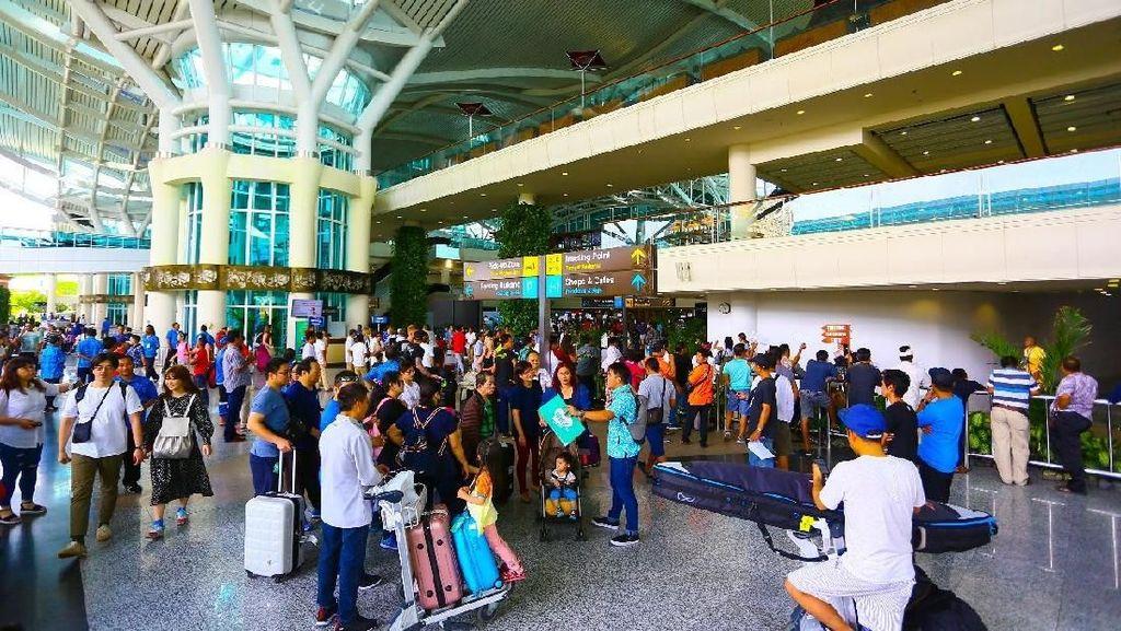 Hari Raya Nyepi, 410 Penerbangan Tak Beroperasi