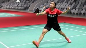 Gregoria Tak Mau Cuma Sukses di Level Junior
