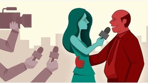 Sentil Wartawan Berbusana Seksi, Organisasi Wartawan Malaysia Dikecam