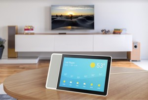 Kolaborasi Lenovo dan Google Bikin Layar Sentuh Makin Pintar