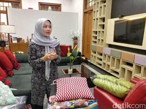 Besok Pindah, Atalia Ridwan Kamil Sibuk Kemasi Barang di Pendopo