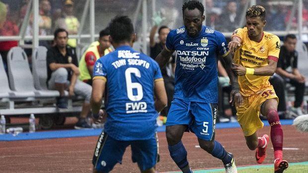 Persib Bandung sedang menjalani pemusatan latihan di Jepara.
