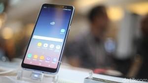 Samsung Mau Boyong Infinity Display ke Smartphone Menengah