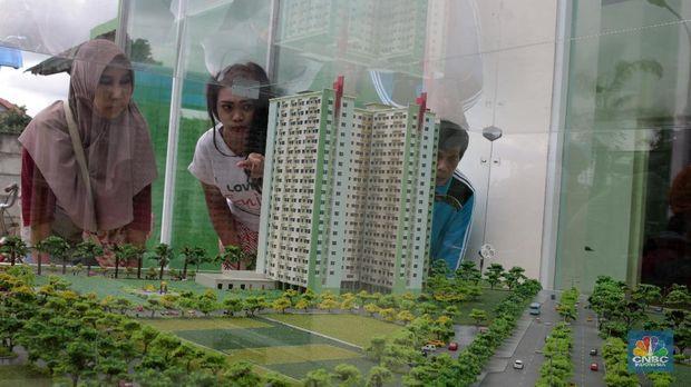 Luncurkan Rumah DP Rp 0, Anies: 52% Warga DKI Tak Punya Rumah