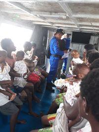 14 Korban Gizi Buruk di Papua Dievakuasi ke RSUD Agats
