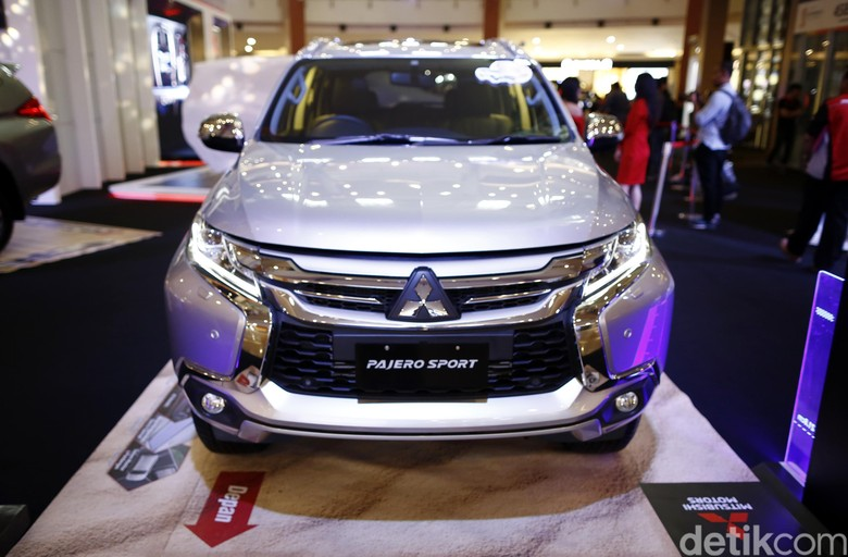 Mitsubishi Pajero Sport. Foto: Rachman Haryanto