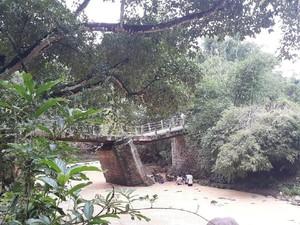 Jembatan Amblas, Aktivitas 3 Desa di Magetan Terganggu