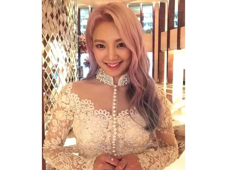 Foto: Instagram Hyoyeon (watasiwahyo)