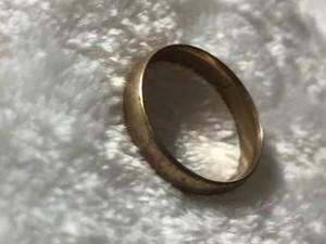 Cincin Ditemukan Lagi Setelah 8 Tahun Hilang Berkat Medsos