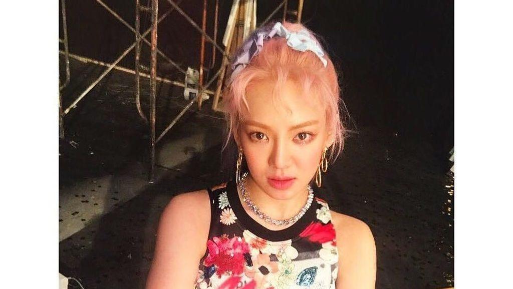 Hyoyeon SNSD Siap Comeback Sebagai DJ Hyo