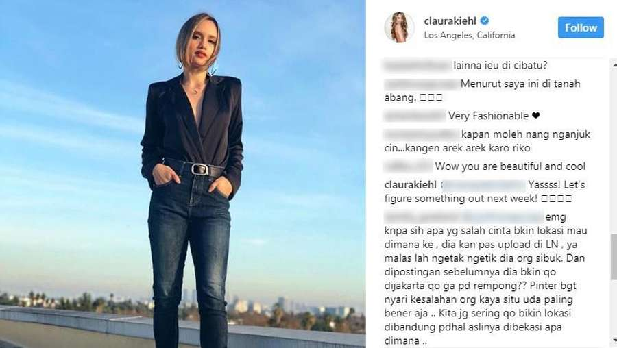Duh, Cinta Laura Di-bully karena Foto Ini