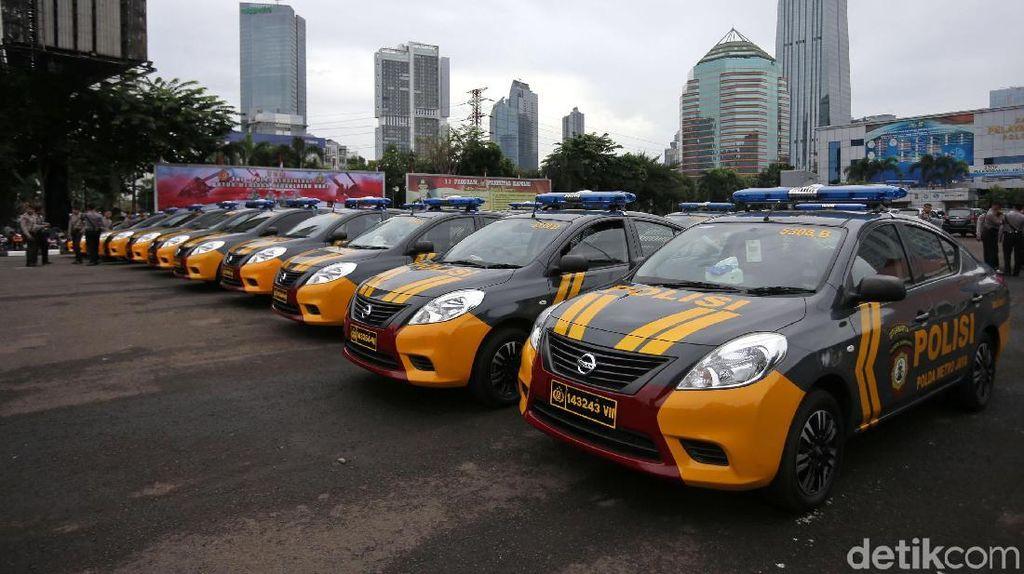 Nissan Almera Dipilih Jadi Mobil Kepolisian RI, Ini Kata Nissan