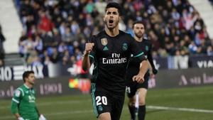 Gol Tunggal Asensio di Menit Akhir Menangkan Madrid