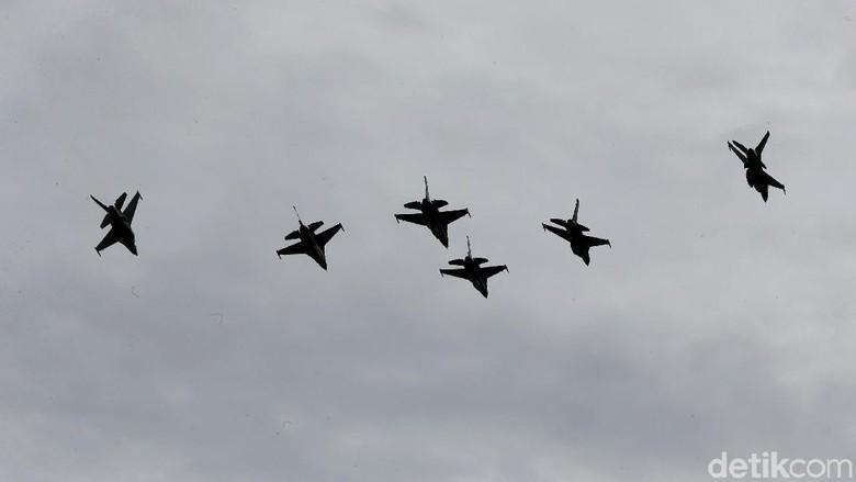FIR Dikuasai Singapura, PKS Dorong Capres Kampanye Kedaulatan Udara