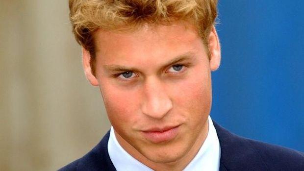 Pangeran William saat masih kuliah di St Andrew's di kisaran awal tahun 2000. (Foto: Getty Images)
