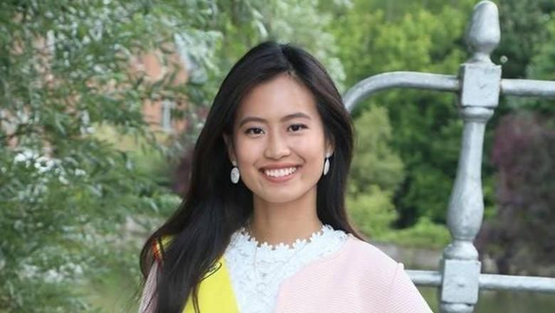Fakta-fakta Miss Belgia Keturunan Asia yang Dapat Komentar Rasis