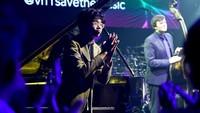 Meski begitu, ia tak terlalu ngetop di media sosial. Nicholas Hunt/Getty Images for VH1 Save The Music.