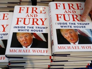 Buku Kontroversial Soal Trump, Fire and Fury Akan Jadi Serial TV