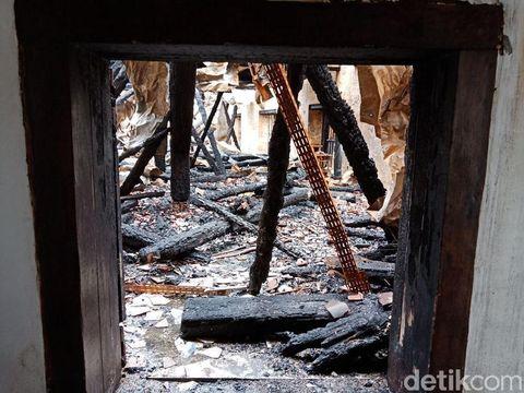 Masih Ditutup, Begini Penampakan Terkini Museum Bahari yang Terbakar