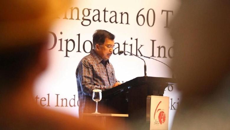 Foto: Wapres JK Yakin Kemitraan Indonesia-Jepang Bisa Dioptimalkan