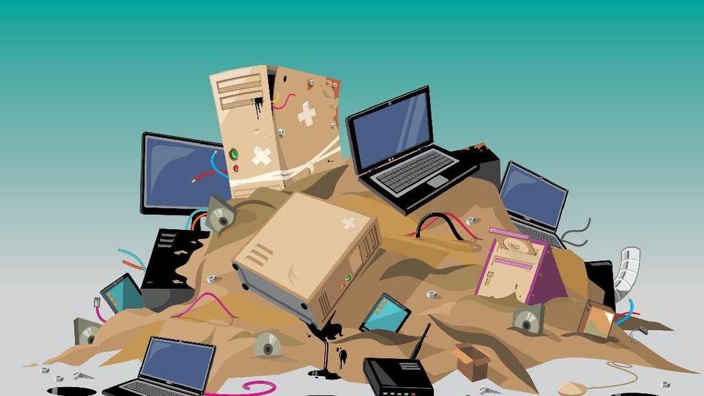 Awas! Buang Sampah Sembarangan di Manado Bisa Dipidana