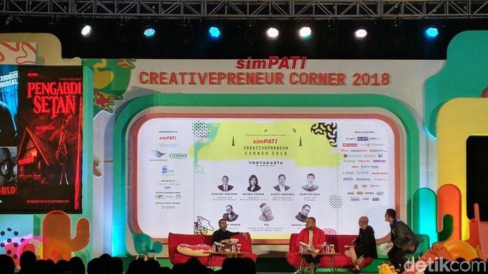 Creativepreneur Corner 2018